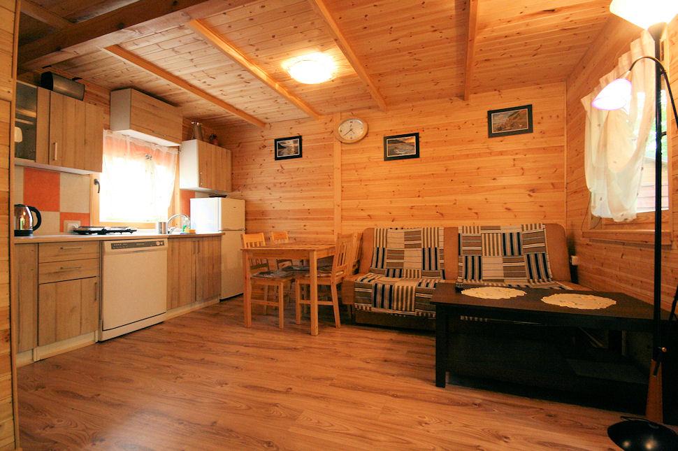 Domek drewniany 1.1
